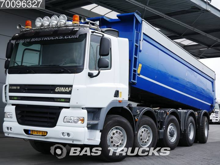 Ginaf X 5350 TS 10X6 Isoliert Euro 5 - 2007