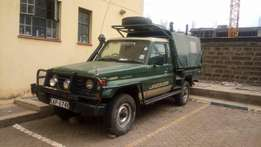 Toyota land cruiser diesel engine manual gear very nice and cln