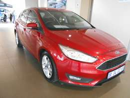 2015 Ford Focus 1.5 Trend