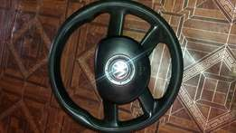 Polo steering wheel