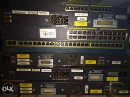Assorted Network Switches