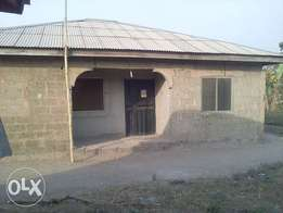 4 bedroom, uncompleted