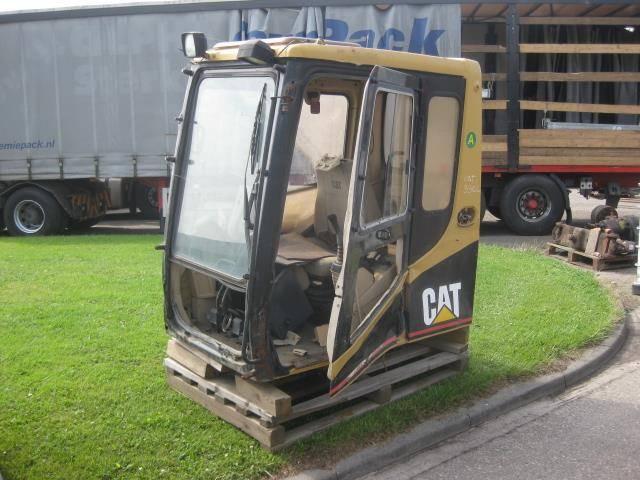 Caterpillar cabine for cat