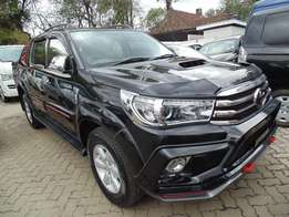 Toyota Hilux Double Cab 2009