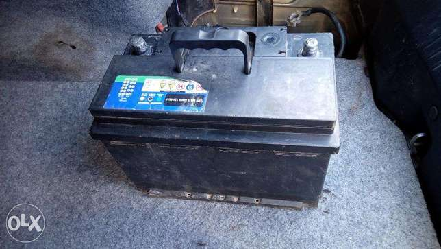 Used Voltmaster Car Battery used in good condition for sale. Kilimani - image 2
