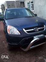 Distress sale, Honda CRV 2004 -Asaba