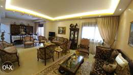 Ballouneh 200m2 - private street - upgraded - super luxurious -