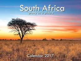 Wall Calendar5s A3 size from R20: All in printing Centre
