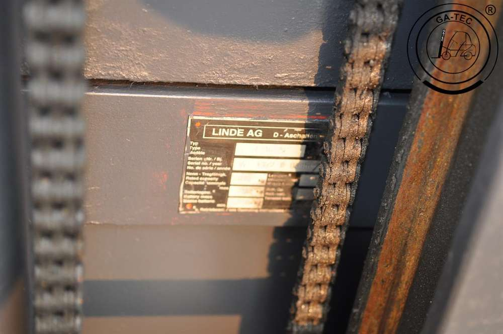 Linde L16ap - 2004 - image 11