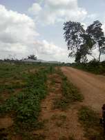 2 plots of Land at Agunbewo #500,000 each
