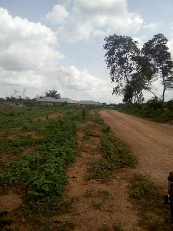 2 plots of Land at Agunbewo #500,000 each Osogbo - image 1