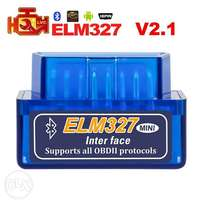 ELM327 V2.1 Bluetooth OBDII Car Scanner. OBD2 Auto diagnostic tool
