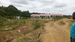 1/4 acre land plot in Kitui townbehind the governors office