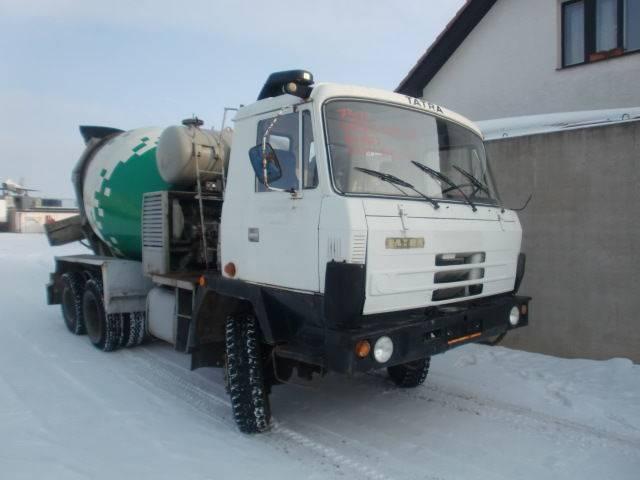 Tatra 815 P26208 6X6.2 MIX (ID7305) - 1987