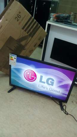 26 inches Led LG flat tv Kampala - image 1