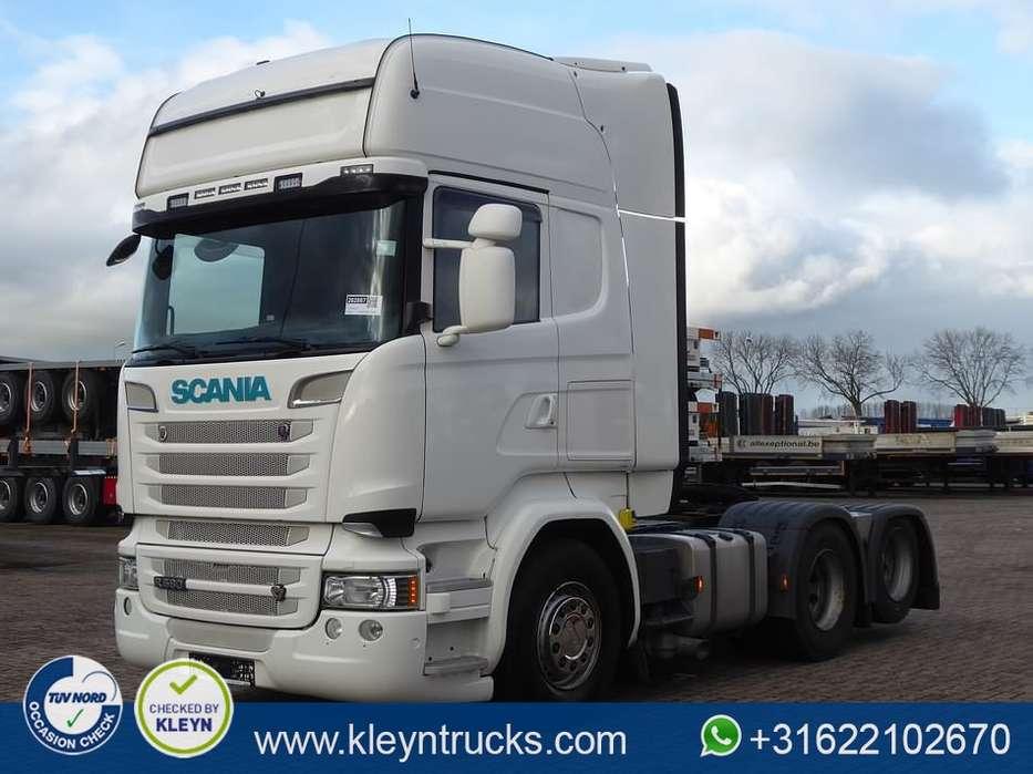 Scania R580 6x2 mnb full option - 2015