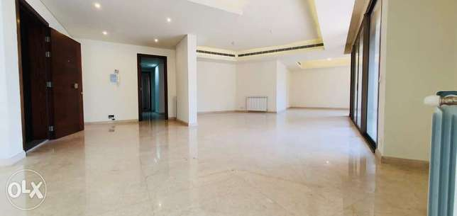 330 Sqm Spacious Open Space Office For Rent In AChrafieh