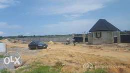 Land with C of O for sale in lekki lagos
