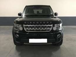 Discovery 4 SDV6 HSE for sale
