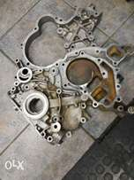 Nissan ZD 30 front timing including oil pump