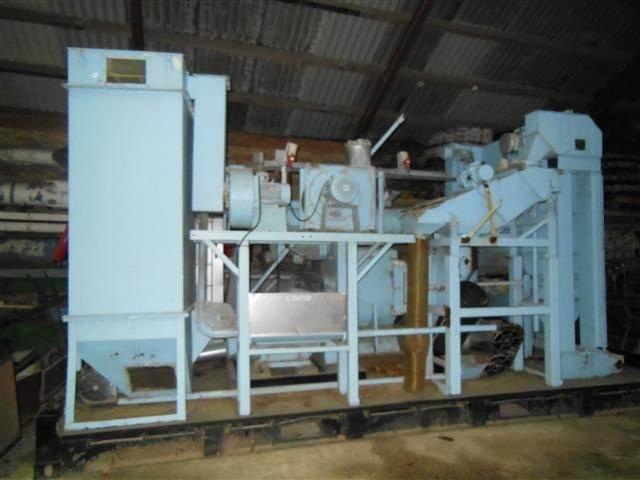 Pillepresser, 150kw Kapacitet: 1 Ton/time I Træpil