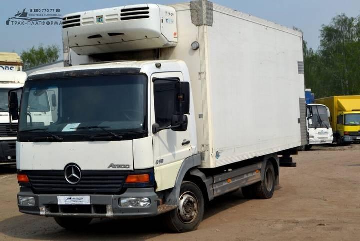 Mercedes-Benz Atego 818 - 2019