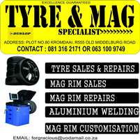 Tyre and Mag specialist