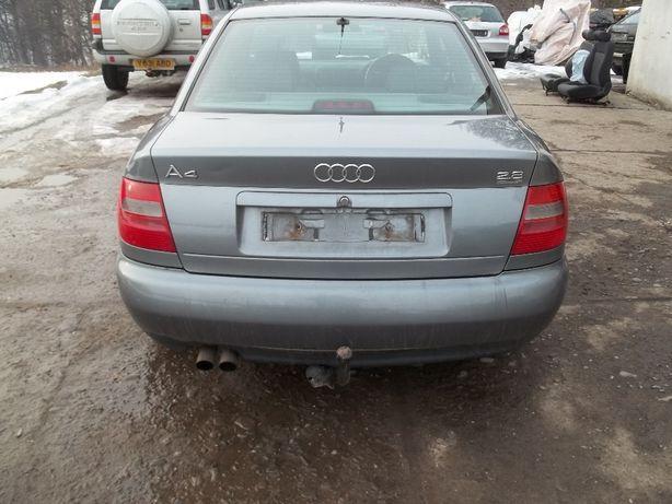Poważnie Audi a4 b5 kombi sedan zderzak tył lift przedlift małopolska róz CI45
