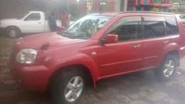 Used Nissan Xtrail In good condition Nakuru