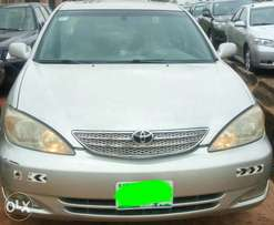 Toyota Camry 2.4 full option 2005 registered
