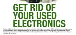 Electronic waste wanted