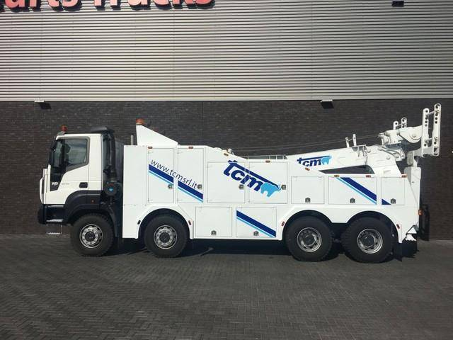 Iveco ASTRA 8848 HD 9 8X8 RECOVERY TRUCK NEW - 2014