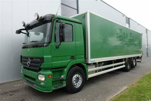 Mercedes-Benz ACTROS 2536 6X2 BOX AUTOMATIC FULL AIR EURO 5 - 2008