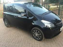Toyota Ractis extremely clean at 685k