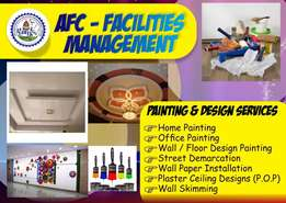 Professional Painting / POP Design Services