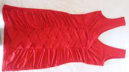 Red Dress (Size 34)