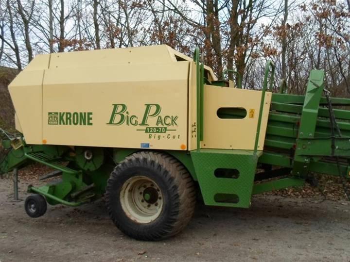 Krone BIG PACK 120-70