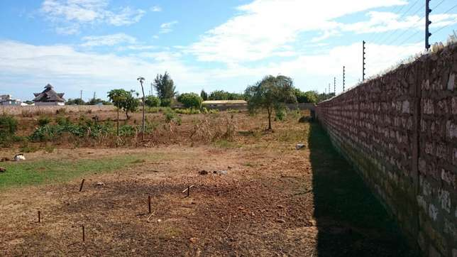 50 by 100 fts plot for SALE at Mimdan - Malindi Malindi - image 1