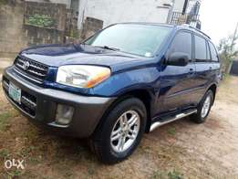 Toyota rav4 2003 model