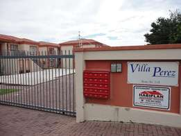 2 bedroom flat to rent, Villa Perez, Miederpark, Potchefstroom
