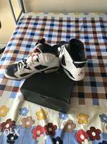 "Air Jordan 6 retro sneakers ""olympics"""