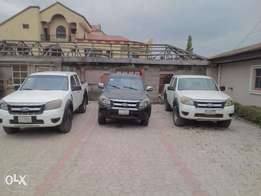 Clean Nigerian Used Ford Ranger Pickup 2012 Model