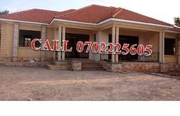 Beneficial 5 bedroom house for sale in Kiira at 600m