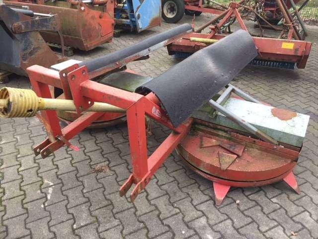 Vliebo Kuilverdeler 2 Rotor
