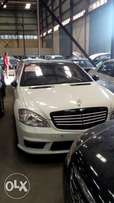 Very clean registered 2007 mercedes s500
