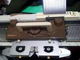 Singer Knitting machines