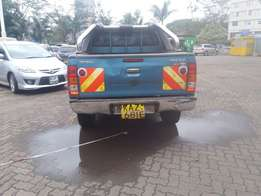 Toyota Hilux 4x4 double cabin for sale