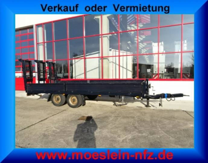 Obermaier OS2-TUE105S Tandemtieflader - 2001