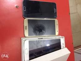 Samsung Galaxy S6 (UK USED) Delivery within Lagos Also Available