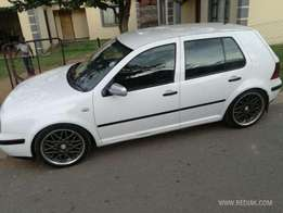 vw golf 4 1.6 for R38000